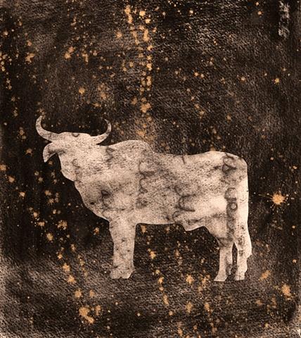 Prayer Totem: Bull