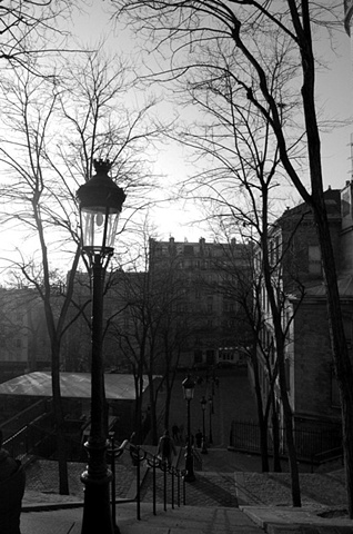 Montmartre morning
