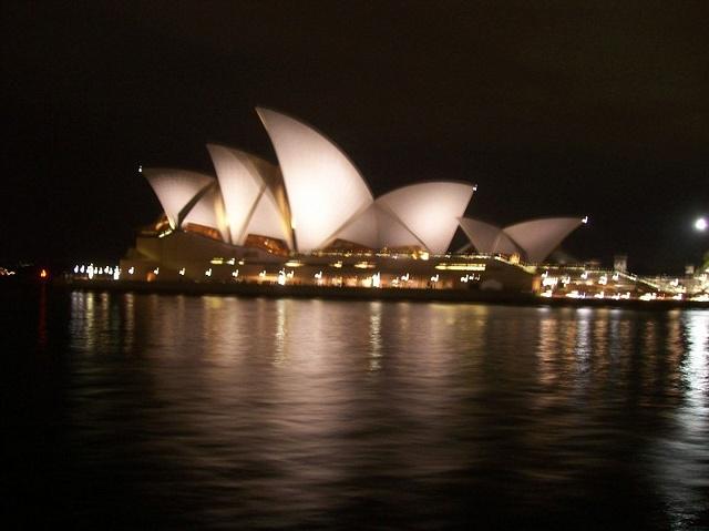 Opera House @ Night