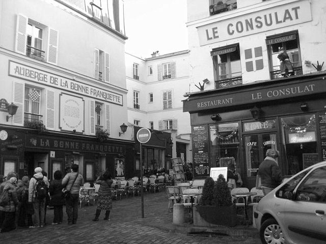 Hemingway's Montmartre