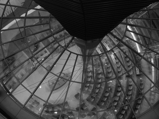 the point reichstag