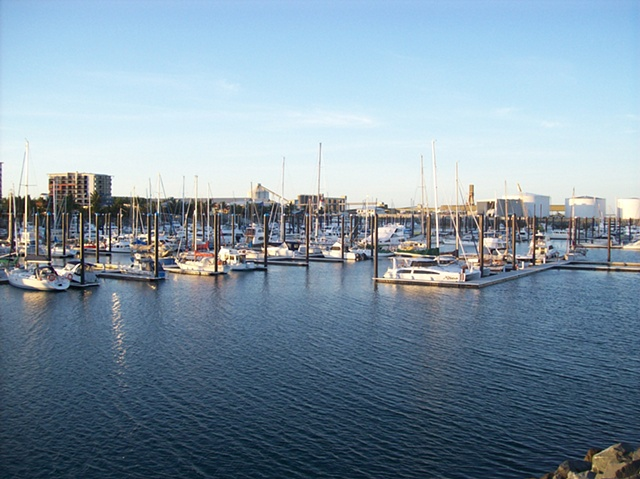 Mackay Harbor