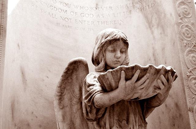 Bonaventure Cemetery #3 - Sepia