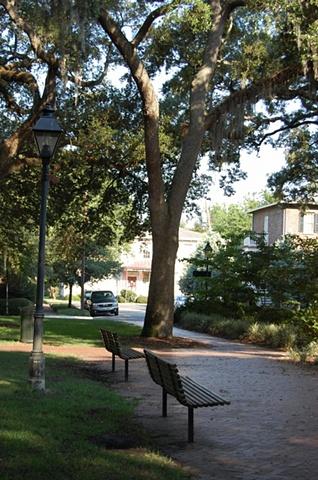 Sunday Afternoon in Savannah
