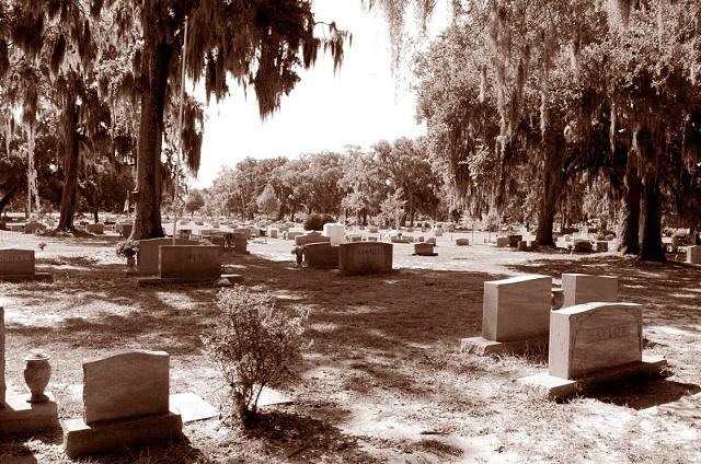 Bonaventure Cemetery #13- Sepia