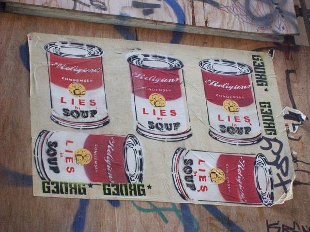 Soup Lies