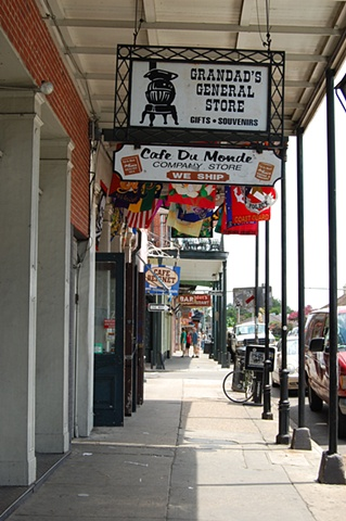 NOLA shops of Decatur
