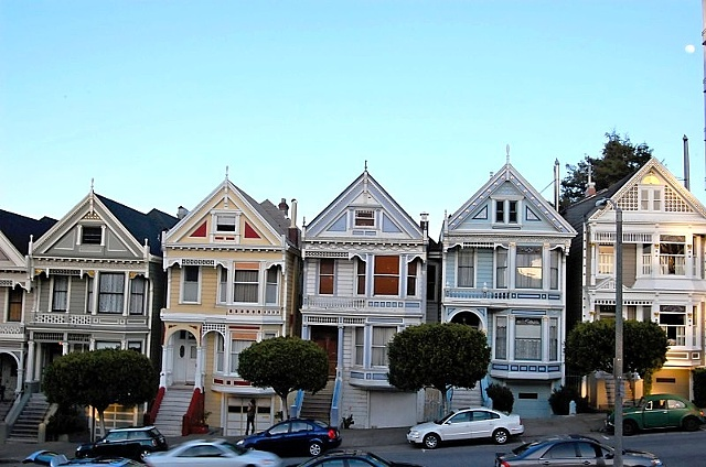Painted Ladies #2