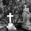 Bonaventure Cemetery #7- B&W