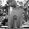 Bonaventure Cemetery #4- B&W