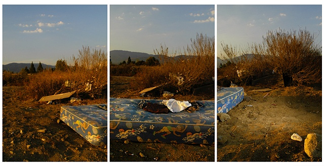 Child's Mattress, San Bernardino