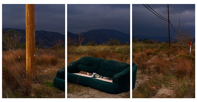 Green Couch, Cajon