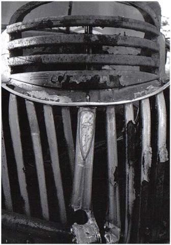 Junkyard Documentation (Chevy Grave)