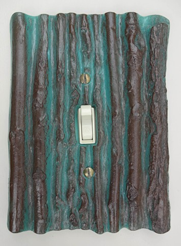 Square Stick Lightswitch Cover