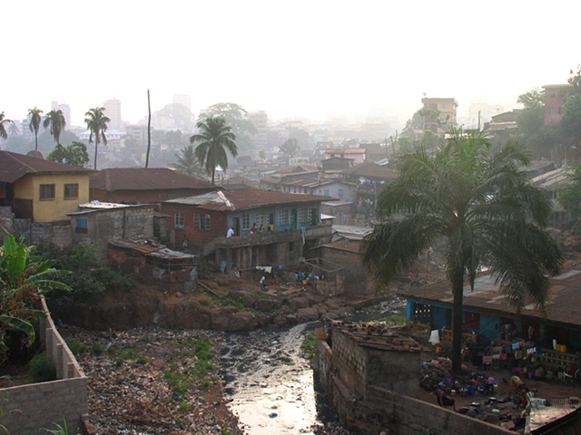 Kingtom, Freetown, Sierra Leone
