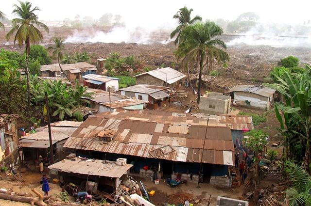 Kingtom, Freetown, Sierra Leone