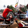 The Kingtom Biker Boys, Freetown, Sierra Leone