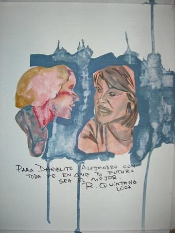 Rogoberto Quintana - Women Talking
