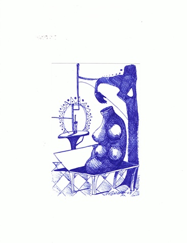 Ivan Girona - Mesa en la Distancia