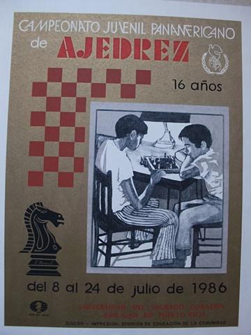 Cameonaato Juvenil Panamericano de Ajedrez