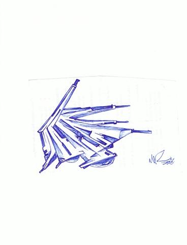 MERO - Graffiti Drawing