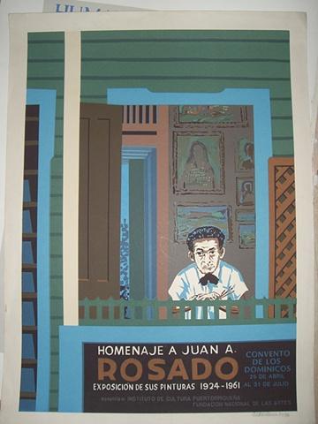 Homenaje a Juan Rosado
