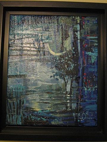 Moises Castillo - Blue Night