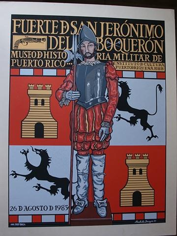 Fuerte San Geronimo del Boqueron