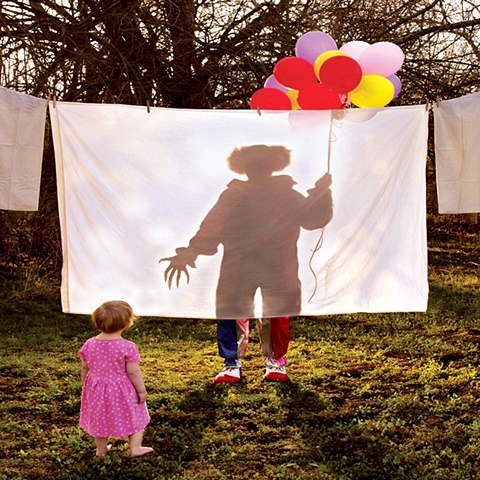 Joshua Hoffine - Ballons