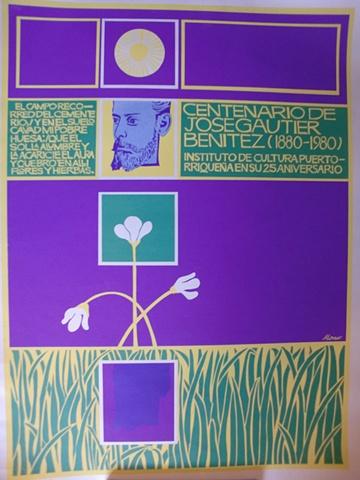 Centenario de Gautier Benitez