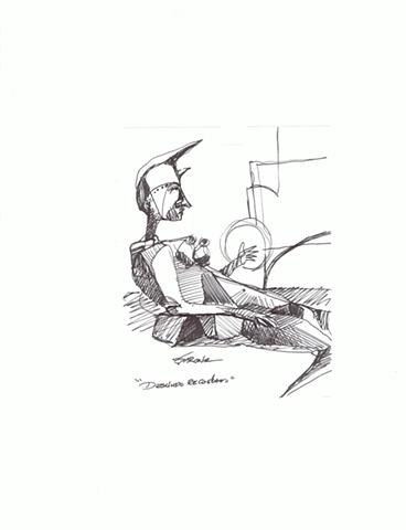 Ivan Girona - Desnudo Recostado