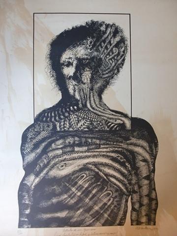 Retrato de un Guerrero