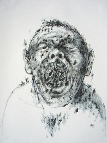 Aby Ruiz - Portrait of a Dead Man