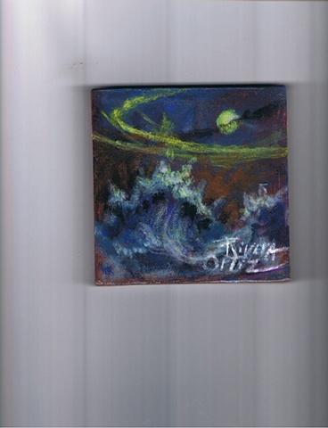 Rafael Rivera Ortiz - Unicornio Azul