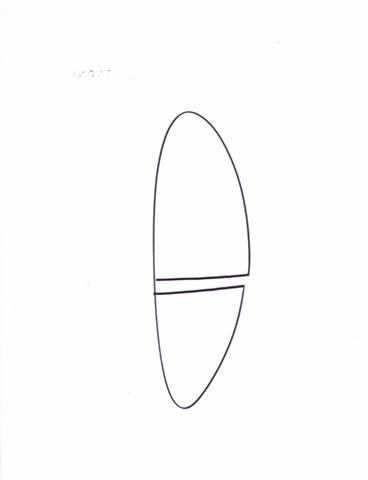 Juan Negroni - 2 Geometrical Half Circles