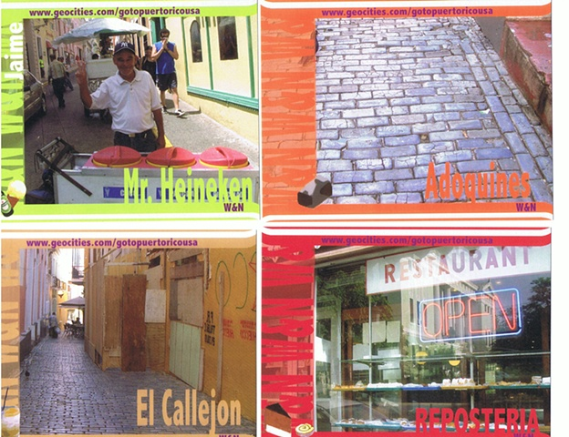 W y N - Postcards 2