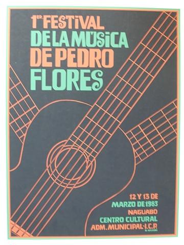 Fest. de la musica de Pedro Flores