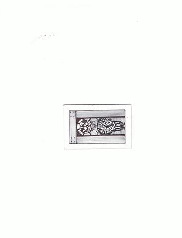 Vincent Diaz Negron - Abstraccion Geometrica 2