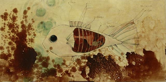 Gabriela Nieves - Anatomia del Pez