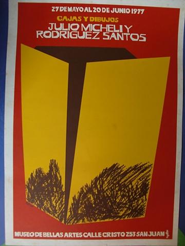 Expo Julio Michelli y Rodriguez Santos