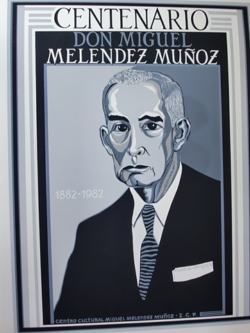 Centenario Don Miguel Melendez Munoz