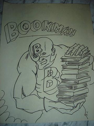 bookman 2
