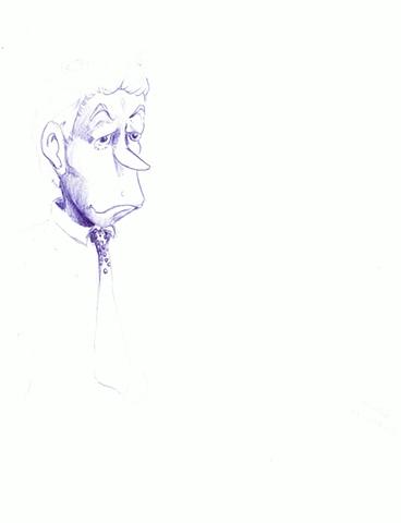 Ivan Girona - Caricature