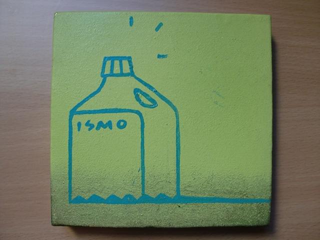 Botella Clorox