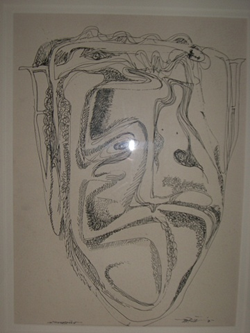 Augusto Marin - Head - Collaboration with Rafael Tufino