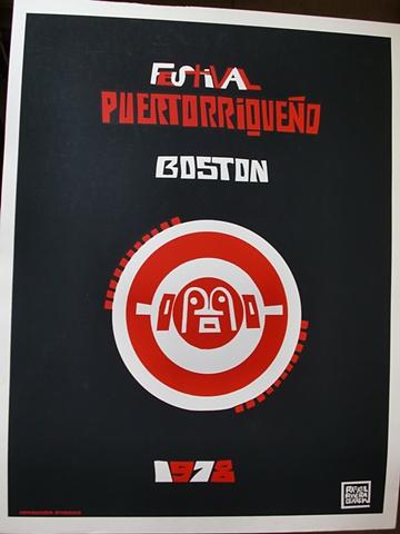 Festival Puertorriqueno en Boston