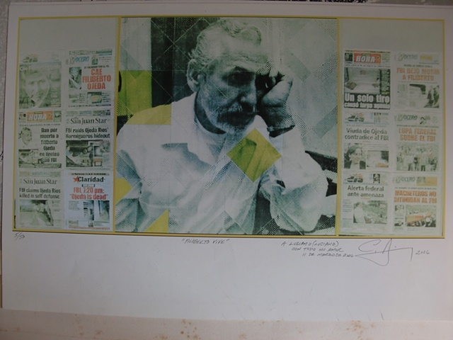 Serigrafia Digital Filiberto Ojeda