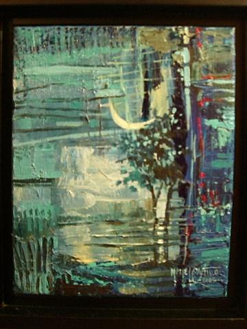 Moises Castillo - Noche Azul