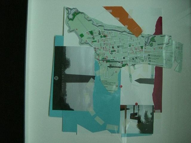 Karlo Ibarra - Collage Mapa Cuba