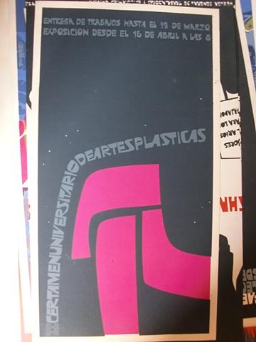 Certamen Universitario de Artes Plasticas